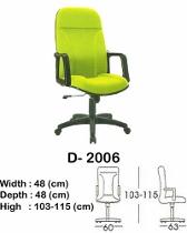 Kursi Direktur & Manager Indachi D-2006