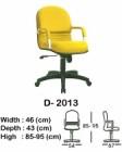 Kursi Direktur & Manager Indachi D-2013