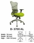 Kursi Direktur & Manager Indachi D-3700 AL