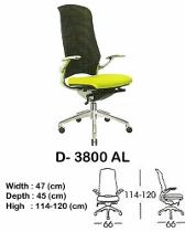 Kursi Direktur & Manager Indachi D-3800 AL