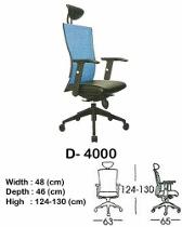 Kursi Direktur & Manager Indachi D-4000
