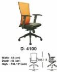 Kursi Direktur & Manager Indachi D-4100