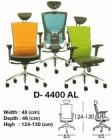 Kursi Direktur & Manager Indachi D-4400 AL