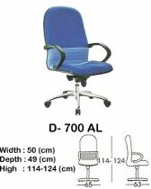 Kursi Direktur & Manager Indachi D-700 AL