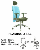 Kursi Direktur & Manager Indachi Flamingo I AL