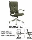 Kursi Direktur & Manager Indachi Obama I AL