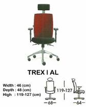 Kursi Direktur & Manager Indachi Trex I AL