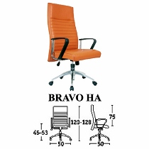 Kursi Direktur Modern Savello Bravo HA