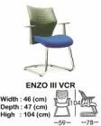 Kursi Hadap Indachi Type Enzo III VCR