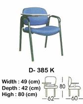 Kursi Kuliah Indachi Type D-385 K