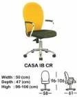 Kursi Staff & Sekretaris Indachi Casa IB CR