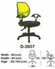 Kursi Staff & Sekretaris Indachi D-3007