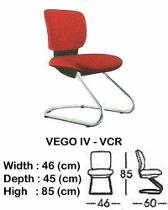 Kursi Hadap Indachi Vego IV-VCR