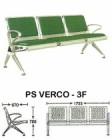 Kursi Tunggu Indachi Type PS Verco-3F