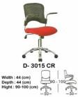 Kursi Staff & Sekretaris Indachi D-3015 CR