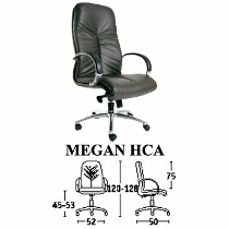 Kursi Direktur Modern Savello Megan HCA