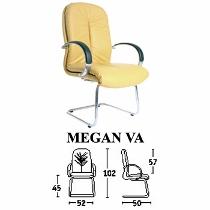 Kursi Direktur Modern Savello Megan VA