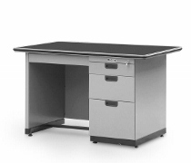 Single Pedestal Desk Alba Type SP-401-L (