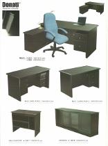 Meja Kantor Donati 001