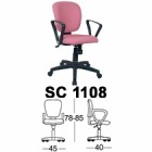 Kursi Sekretaris Chairman Type SC 1108