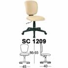 Kursi Sekretaris Chairman Type SC 1209
