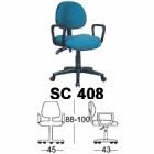 Kursi Sekretaris Chairman Type SC 408