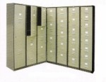 Locker 1 Pintu Elite Type EL-461