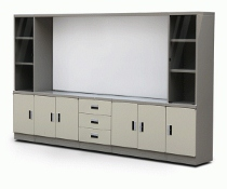 Multifile Cabinet System Alba MFC WB - 330 (Whiteboard)