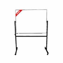 Papan Tulis (Whiteboard) Stand Single Face Sanko 90 x 120 cm