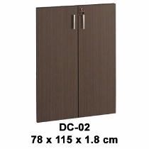 Pintu Panel Cabinet Sedang Expo Type DC-02