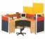 Partisi Kantor Uno Executive Secretary Configuration