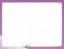 Papan Tulis (Whiteboard) Sakana Single Face (Gantung) 120 x 180 cm