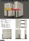 Mobile File Mekanik Alba MF AUM 2-01 (40 compartement)