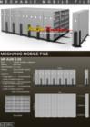 Mobile File Mekanik Alba MF AUM 3-06 (210 compartement)