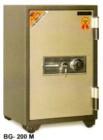 Brankas Fire Resistant Safe Bossini BG-200 M