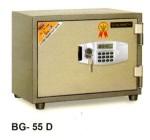 Brankas Fire Resistant Safe Bossini BG-55 D