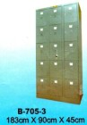 Locker 15 Pintu Brother Type B-705-3