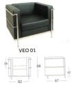 Sofa Kantor Chairman VEO-01