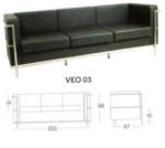 Sofa Kantor Chairman VEO-03
