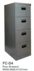 Filling Cabinet Tiger FC-D4