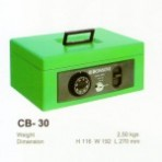 Cash Box Bossini CB-30