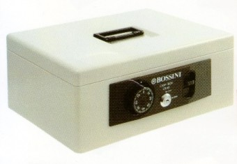 Cash Box Bossini CB-60