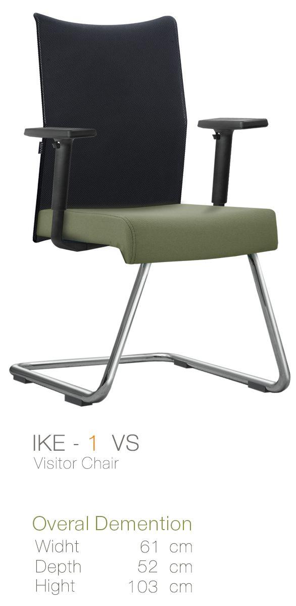 Kursi Kantor Inviti Ike 1 VS