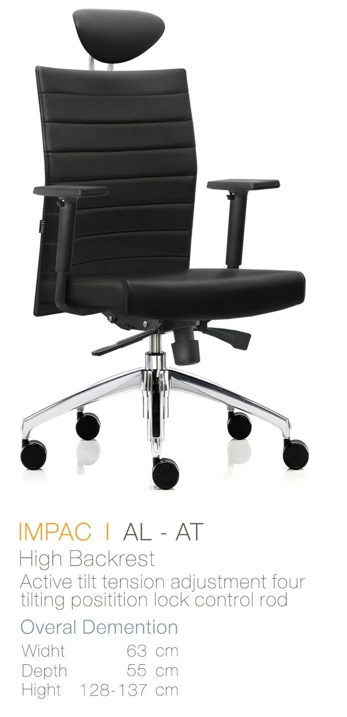 Kursi Kantor Inviti Impac I AL - AT