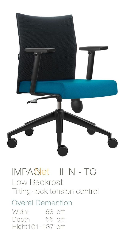 Kursi Kantor Inviti Impac Net II N - TC