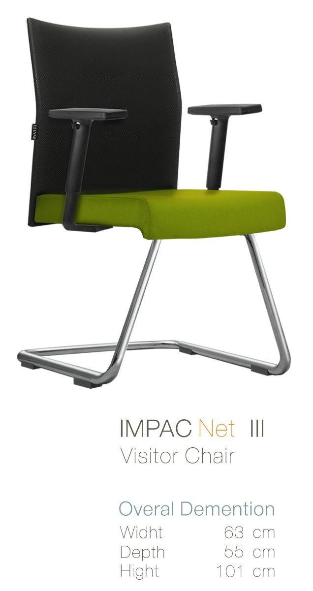 Kursi Kantor Inviti Impac Net III
