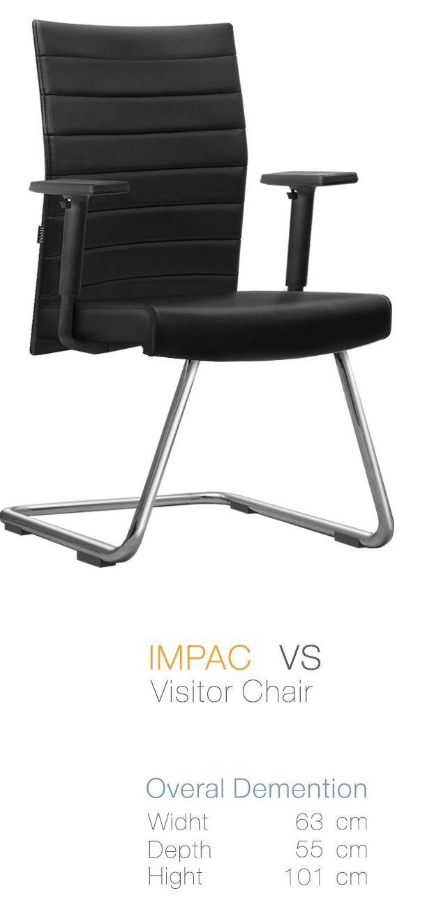 Kursi Kantor Inviti Impac Net VS