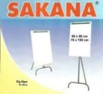 Flip Chart Sakana 70 x 100