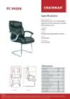 Kursi Kantor Chairman PC 9450 A