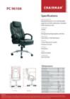 Kursi Kantor Chairman PC 9610 A